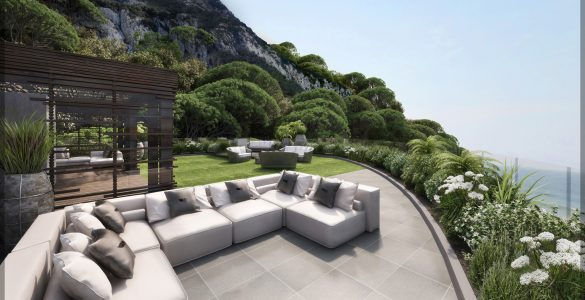 UBER the Sanctuary Roof Gardens